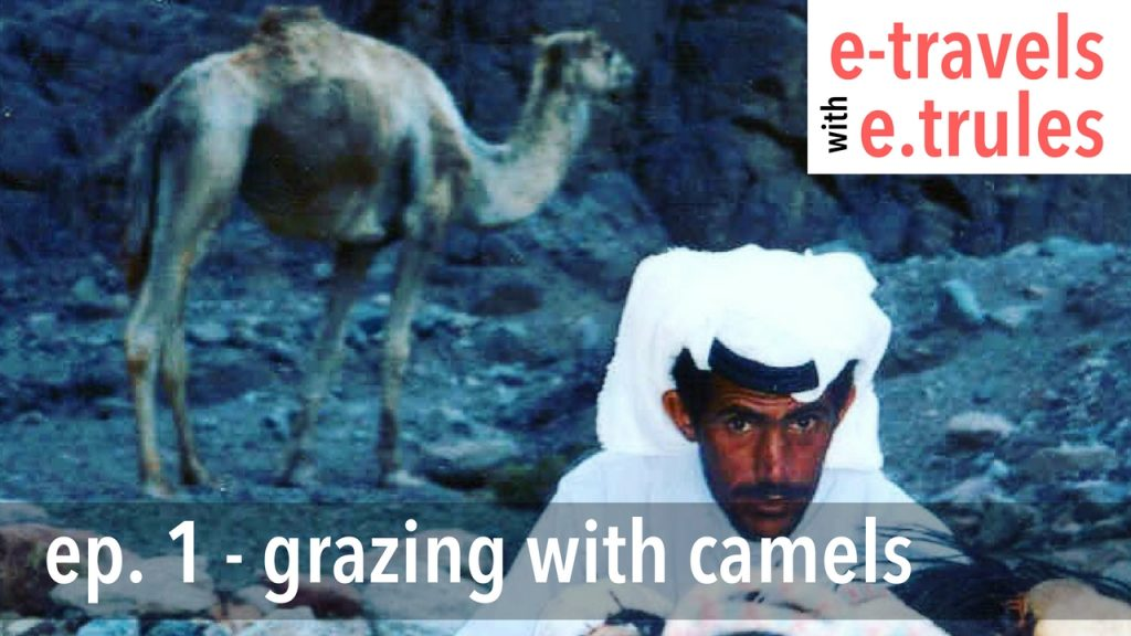 Eric Trules - Grazing With Camels