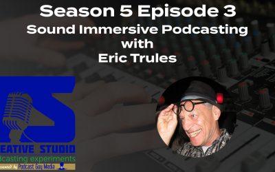 "Happy 2018! Trules Guests on the ""Creative Studio"" Podcast – Bonus Episode – 23"