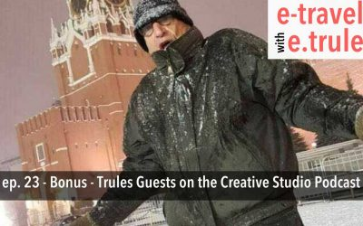 "Happy 2018! Trules Guests on the ""Creative Studio"" Podcast – Bonus Episode – 23"